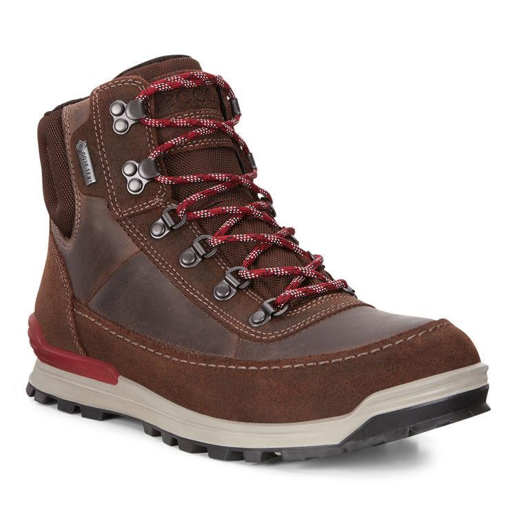 Обувь мужская ECCO Ботинки высокие OREGON 826004/51869 - фото 1