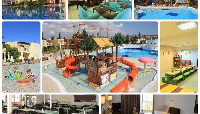 Туристическое агентство EcoTravel Пляжный авиатур на Кипр, Айя-Напа, Electra Holiday Village 4* - фото 3
