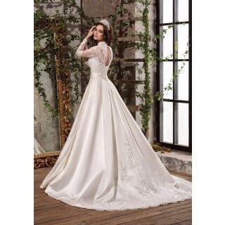 Свадебное платье напрокат Nora Naviano Платье свадебное Belinda - фото 3
