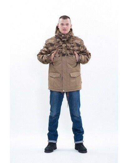 Спортивная одежда Free Flight Зимняя куртка-парка  2014-2015 - фото 1
