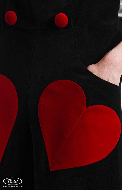 Костюм женский Pintel™ Костюм из блузы и бархатного комбинезона Refka - фото 6