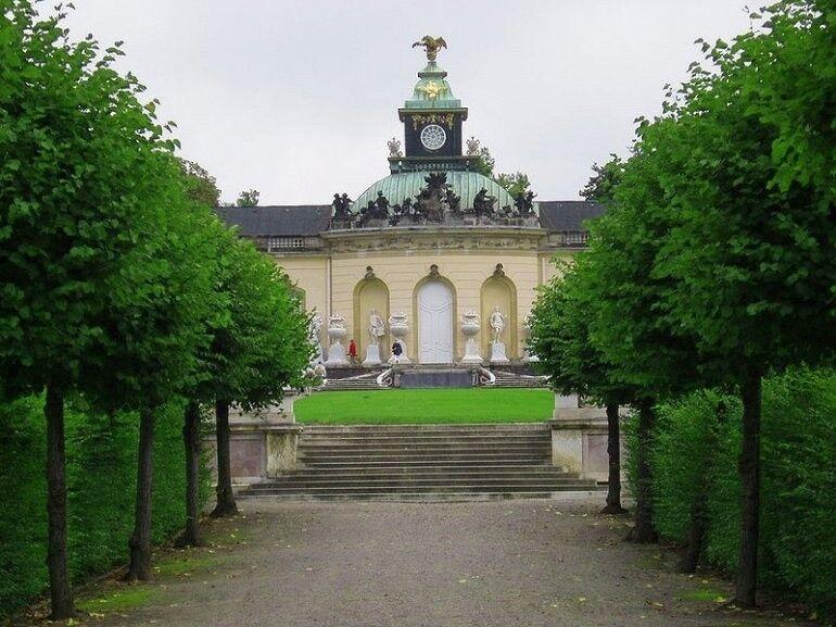 Туристическое агентство Голубой парус Автобусный экскурсионный тур «Берлин – Потсдам – Дрезден» - фото 3