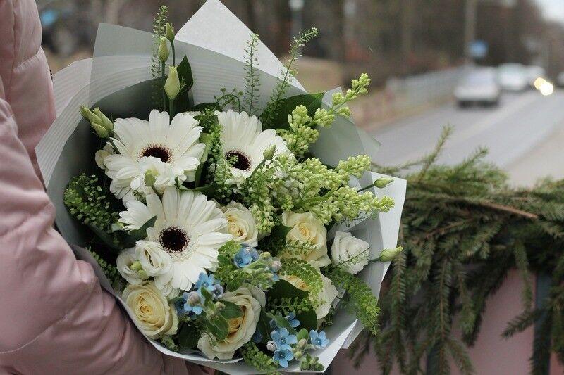 Магазин цветов Cvetok.by Букет «Нежность сирени» - фото 1