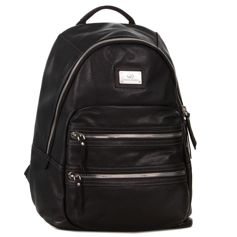 Магазин сумок Francesco Molinary Рюкзак мужской черный 513-10816-1-024 - фото 1