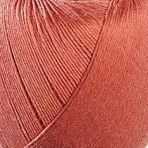 Товар для рукоделия Bergere De France Пряжа Coton Fifty 244.191 Nectarine - фото 1