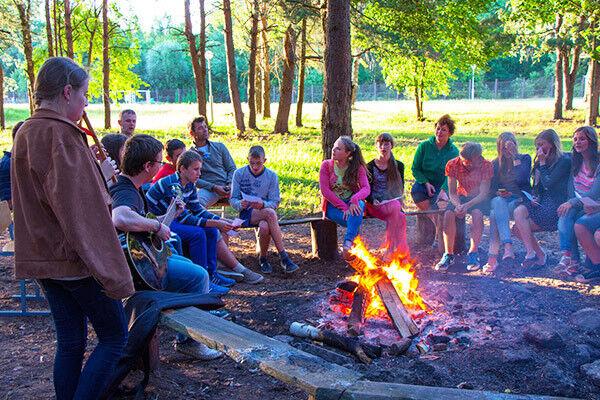 Туристическое агентство Streamline Детский отдых в Беларуси, Минский городской образовательно-оздоровительный центр «Лидер» - фото 3