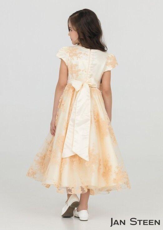 Вечернее платье Jan Steen Детское нарядное платье dz172 - фото 2