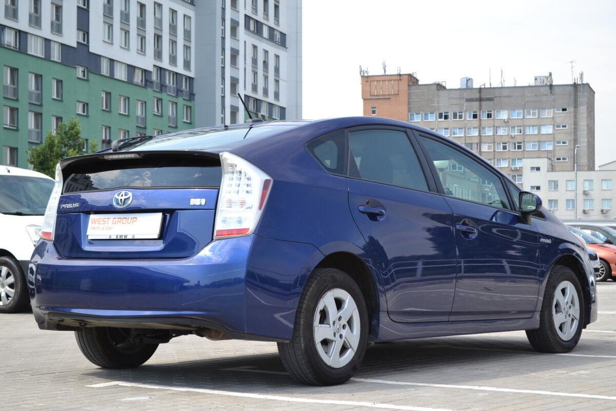 Прокат авто Toyota Prius 2010 - фото 5