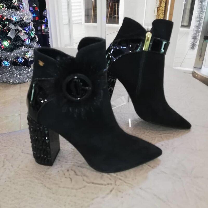 Обувь женская Fiorangelo Ботинки женские 5005 - фото 2