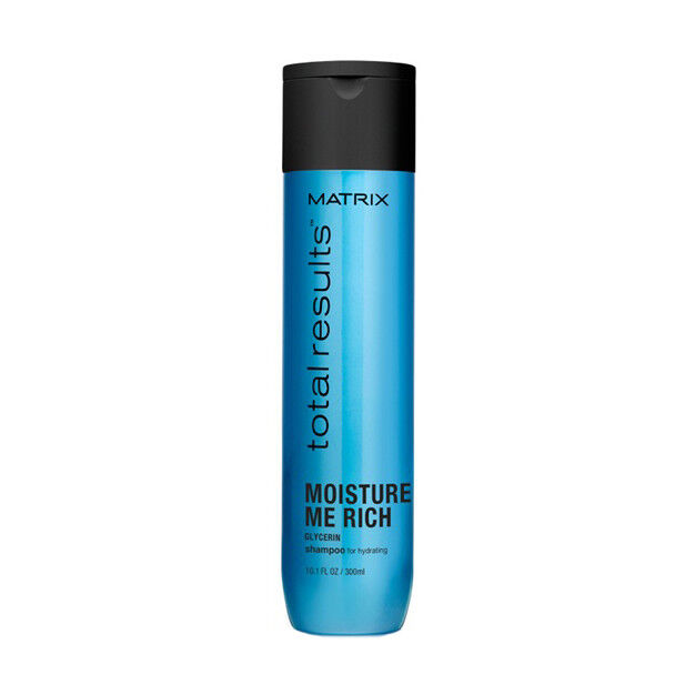 Уход за волосами Matrix Шампунь для увлажнения волос «Moisture Me Rich» Total Results, 1000 мл - фото 1
