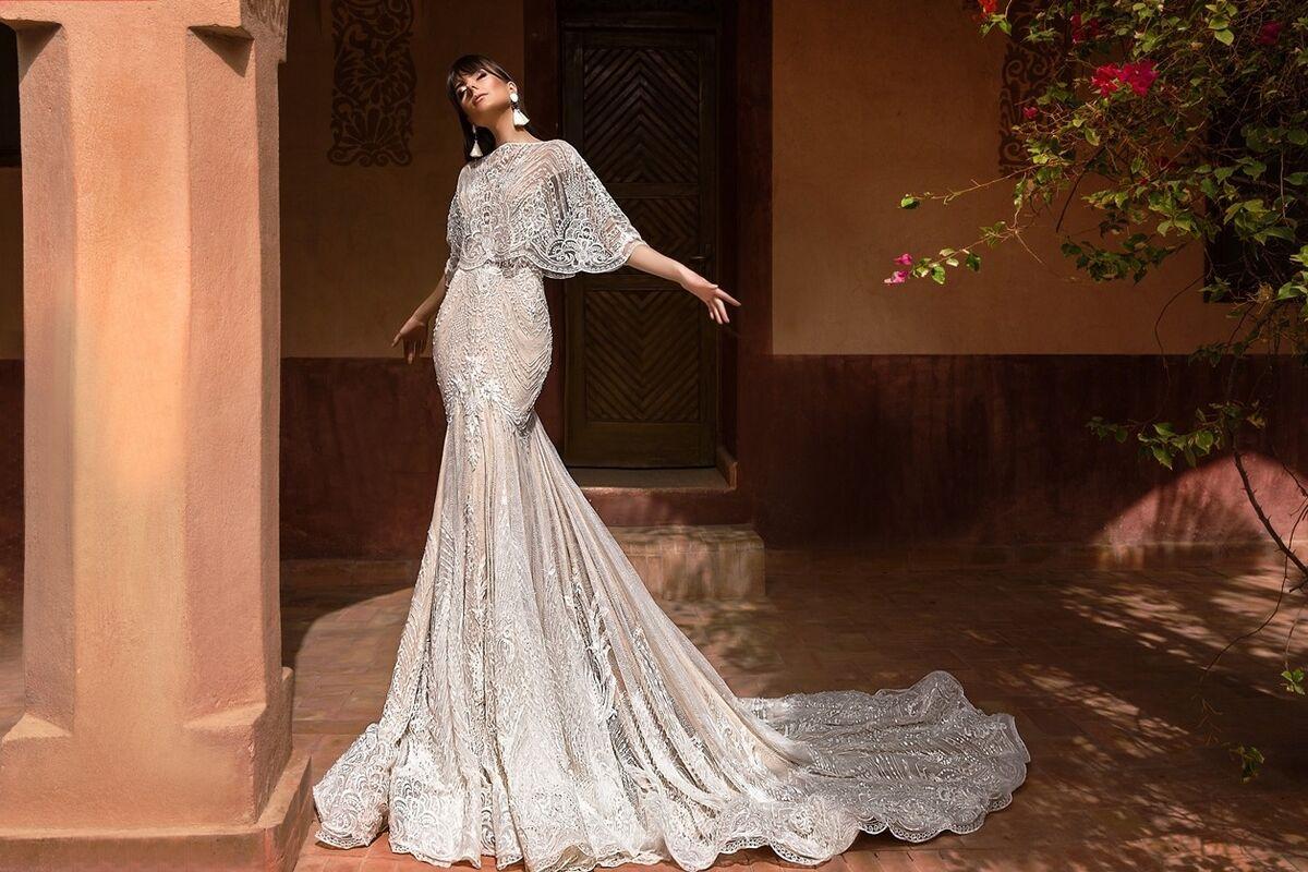 Свадебный салон Crystal Свадебное платье Liberty - фото 2