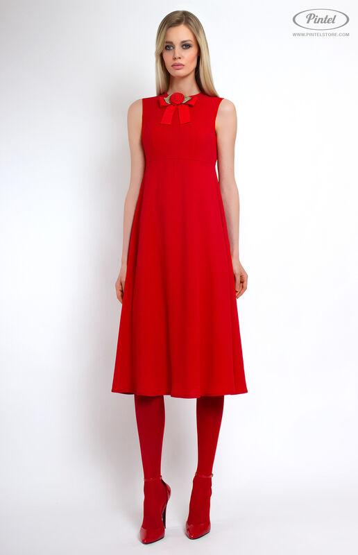 Платье женское Pintel™ Платье Temollaä - фото 2
