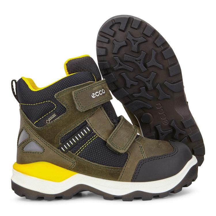 Обувь детская ECCO Ботинки детские SNOW MOUNTAIN 710242/50743 - фото 8