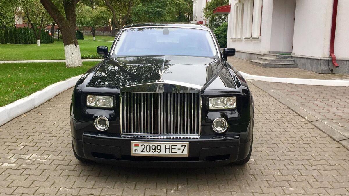 Прокат авто Rolls-Royce Phantom  аренда - фото 2