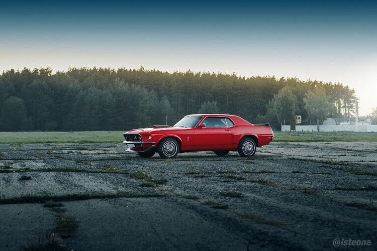 Прокат авто Ford Mustang 1969-70 г. - фото 5