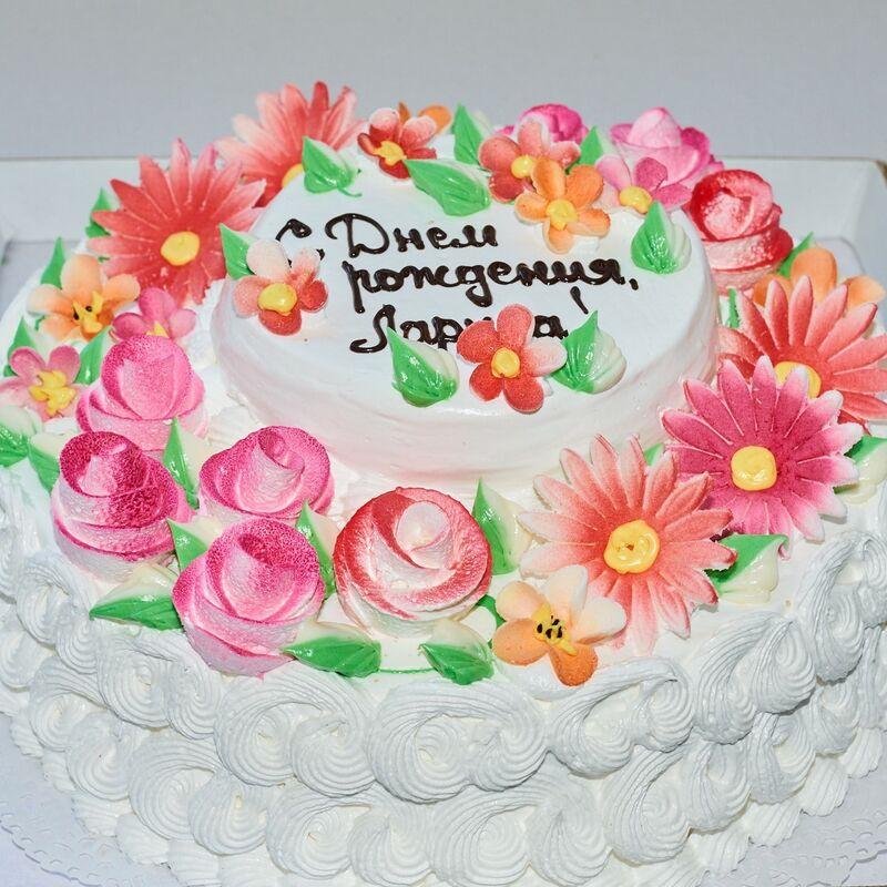 Торт Tortiki.by Праздничный торт №11 - фото 1
