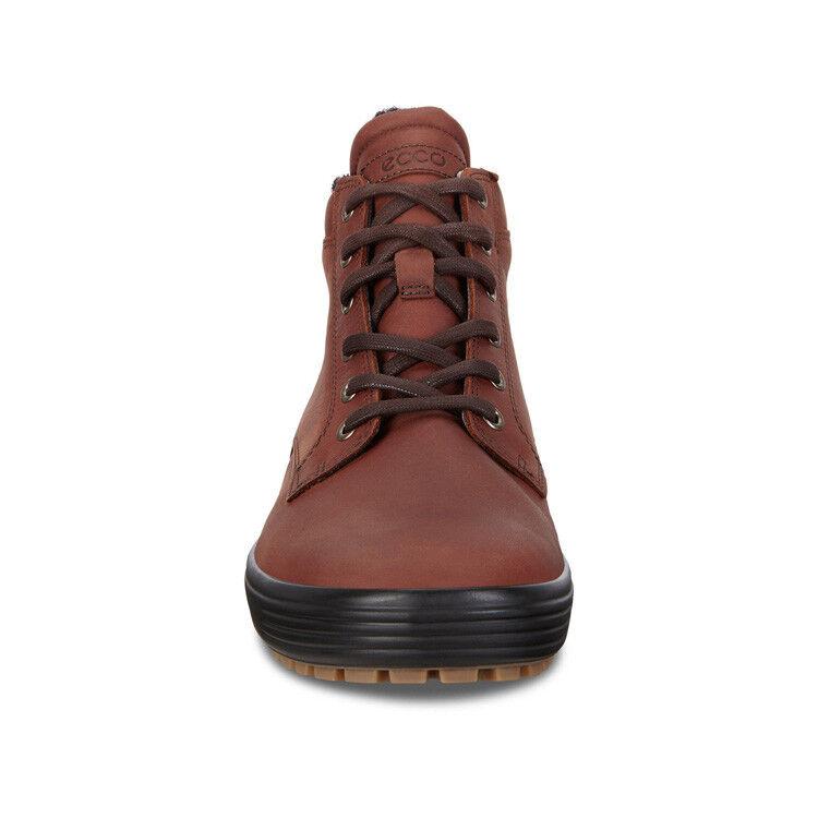 Обувь мужская ECCO Кеды высокие SOFT 7 TRED 450194/01053 - фото 4