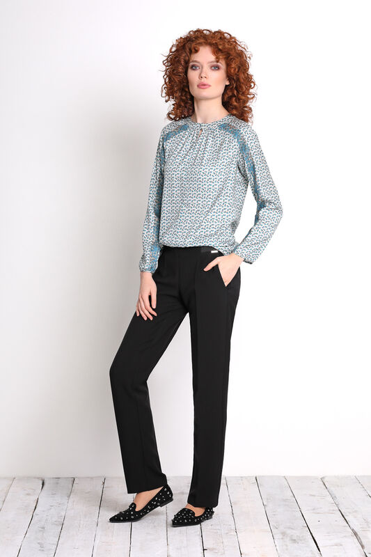 Кофта, блузка, футболка женская Noche Mio Блуза женская 6.530 - фото 1