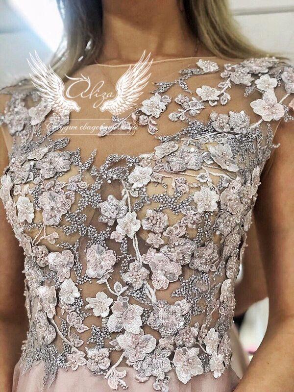 """Вечернее платье ALIZA вечернее платье """"Adel"""" - фото 2"""