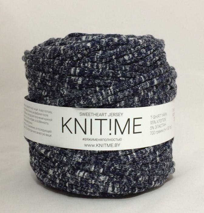 Товар для рукоделия Knit!Me Ленточная пряжа Sweetheart Jersey - SJ269 - фото 1