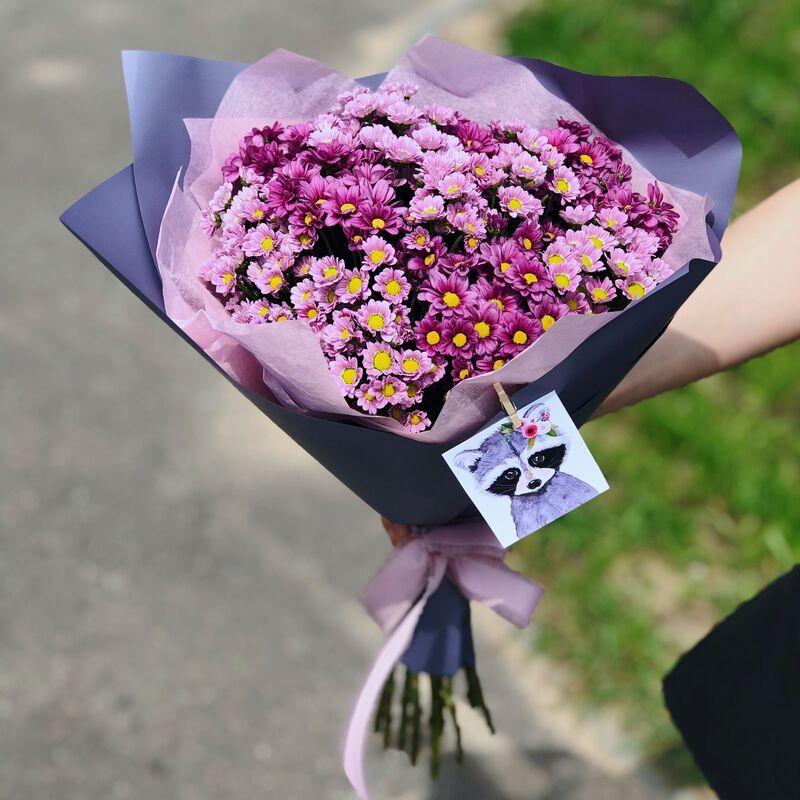 Магазин цветов Кошык кветак Букет классический №24 - фото 1