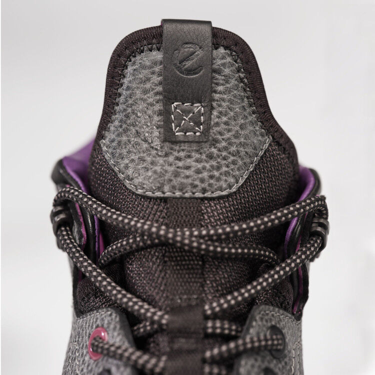 Обувь женская ECCO Кроссовки высокие EXOSTRIKE L 832303/01001 - фото 9