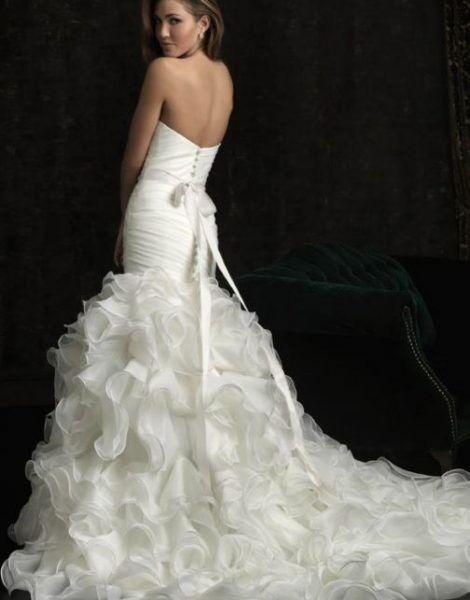 Свадебное платье напрокат Allure Bridals Платье свадебное 8966 - фото 2
