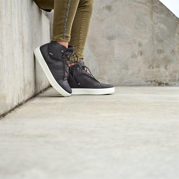 Обувь детская ECCO Кеды высокие S8 781103/01001 - фото 10