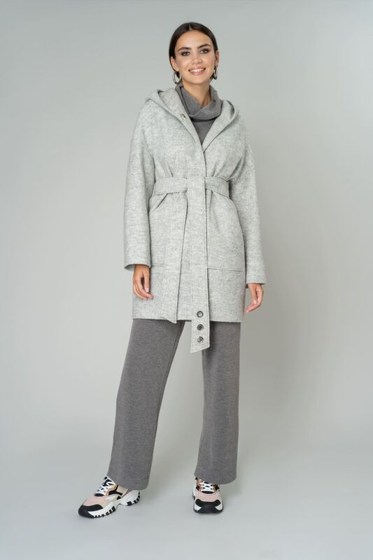 Верхняя одежда женская Elema Пальто женское демисезонное 1-9288-1 - фото 7