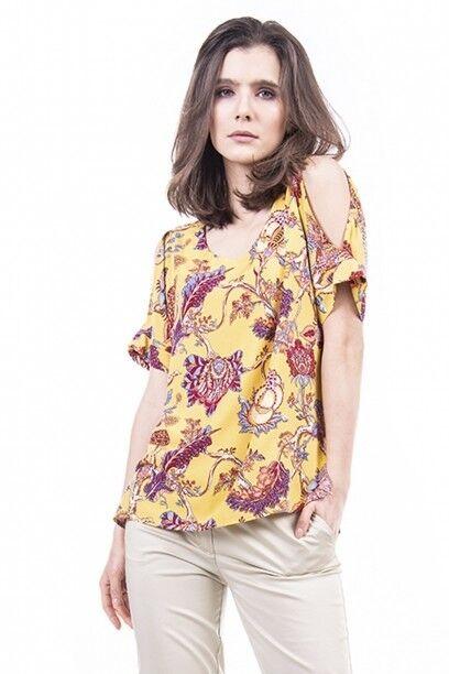 Кофта, блузка, футболка женская SAVAGE Блуза женская арт. 915318 - фото 1