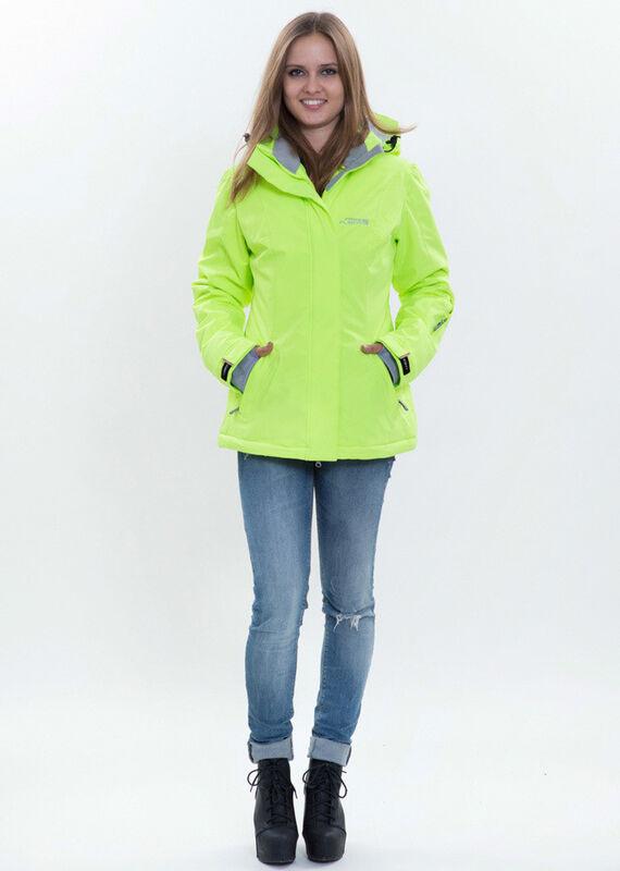 Верхняя одежда женская Free Flight Женская зимняя спортивная куртка модель №1426 - фото 1