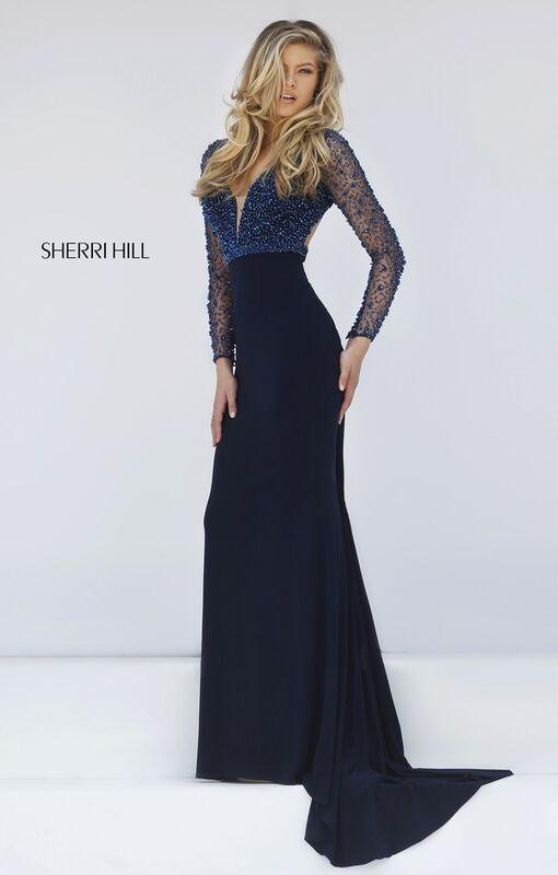 Вечернее платье Sherri Hill Вечернее платье 50060 - фото 1