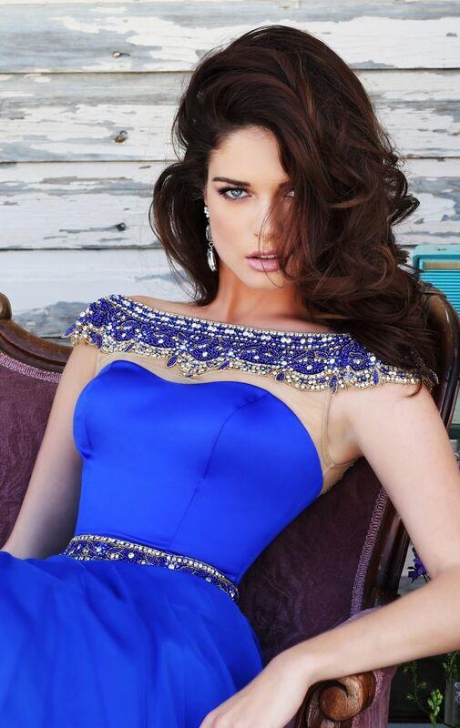 Вечернее платье Sherri Hill Вечернее платье 32220-1 - фото 4