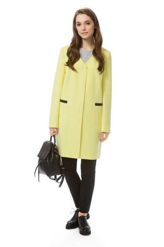 Верхняя одежда женская Elema Пальто женское демисезонное Т-6431 - фото 1