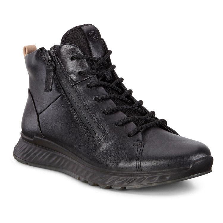 Обувь женская ECCO Кроссовки высокие ST1 836153/01001 - фото 1