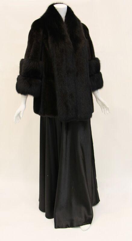 Верхняя одежда женская GNL Шуба женская ЖК2-053-536 - фото 1