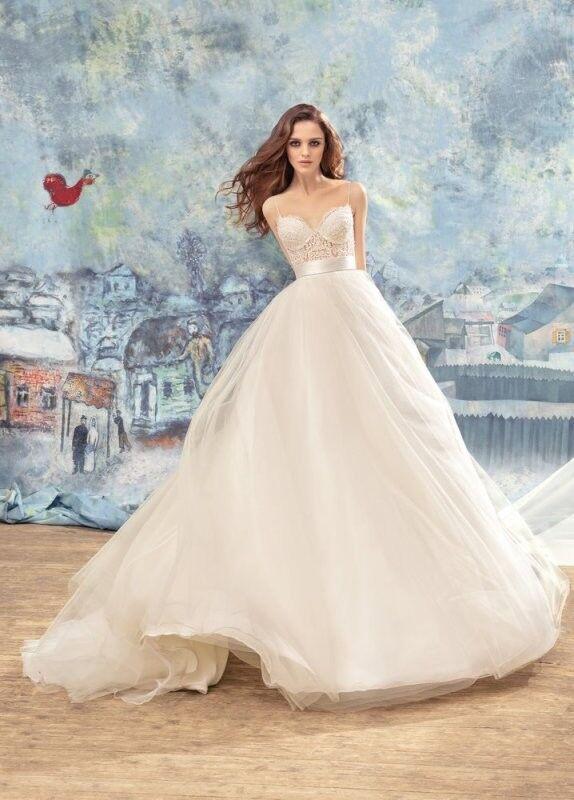Свадебный салон Papilio Свадебное платье «Соловей» 1723L - фото 1