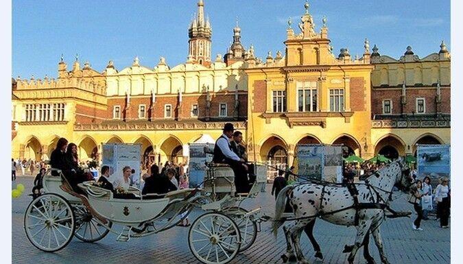 Туристическое агентство EcoTravel Автобусный тур «Выходные в средневековом Кракове» - фото 4