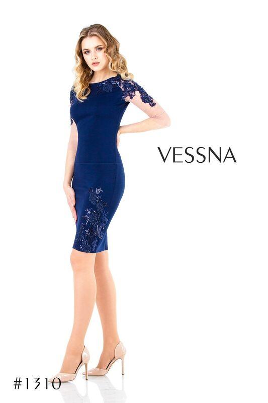 Вечернее платье Vessna Вечернее платье №1310 - фото 2
