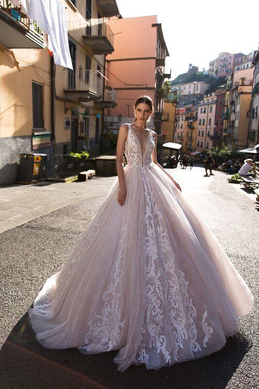"""Свадебное платье напрокат ALIZA свадебное платье """"Luchiany"""" - фото 2"""