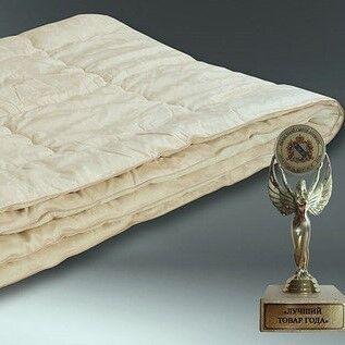 """Подарок Голдтекс Одеяло зимнее 1,5 сп .""""Мерино""""  арт 1040 - фото 1"""