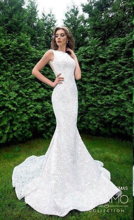 Свадебное платье напрокат Ariamo Bridal Платье свадебное Demas - фото 1
