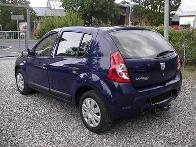 Аренда авто Dacia Sandero 2012 г.в. - фото 2