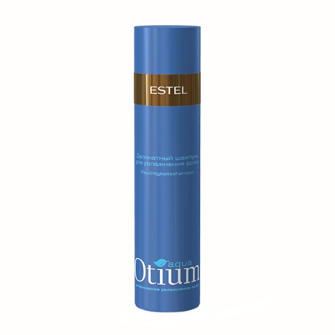 Уход за волосами Estel Шампунь деликатный для увлажнения волос Otium Aqua - фото 1