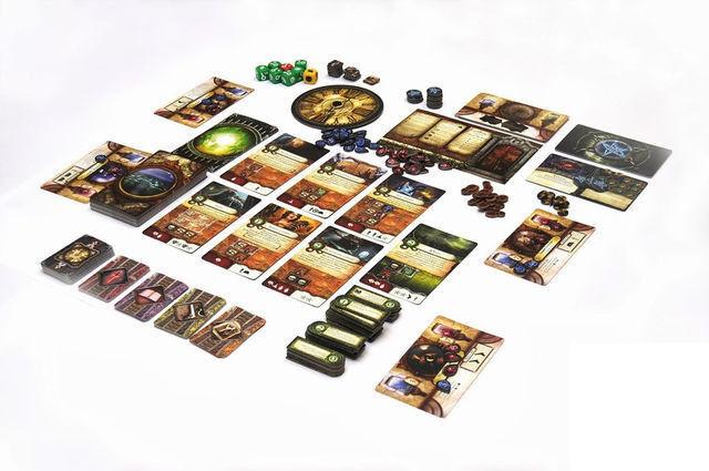 Магазин настольных игр Hobby World Настольная игра «Ужас Аркхэма» - фото 4