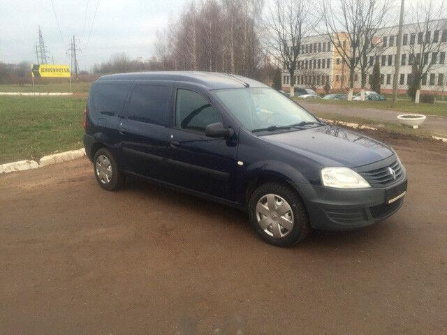 Прокат авто Renault logan van - фото 1