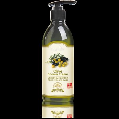 Уход за телом tianDe Крем-гель для душа «Солнечные оливки» Hainan Tao - фото 1