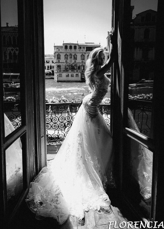 Свадебный салон Bonjour Galerie Свадебное платье Florencia из коллекции La Douceur - фото 7