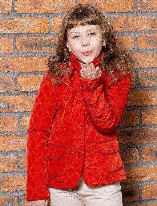 Верхняя одежда детская Джерри Джой Куртка для девочки А008 - фото 2