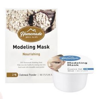Уход за лицом Missha Альгинатная маска для лица Homemade - фото 1